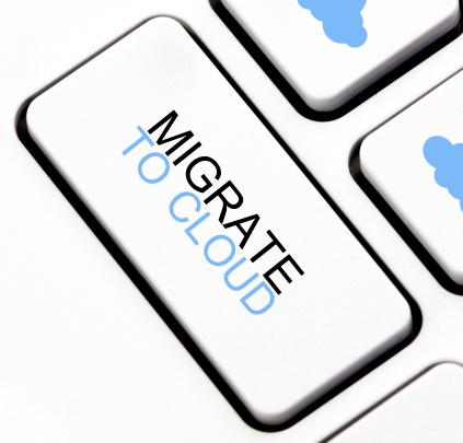 Financial Services Cloud Migration