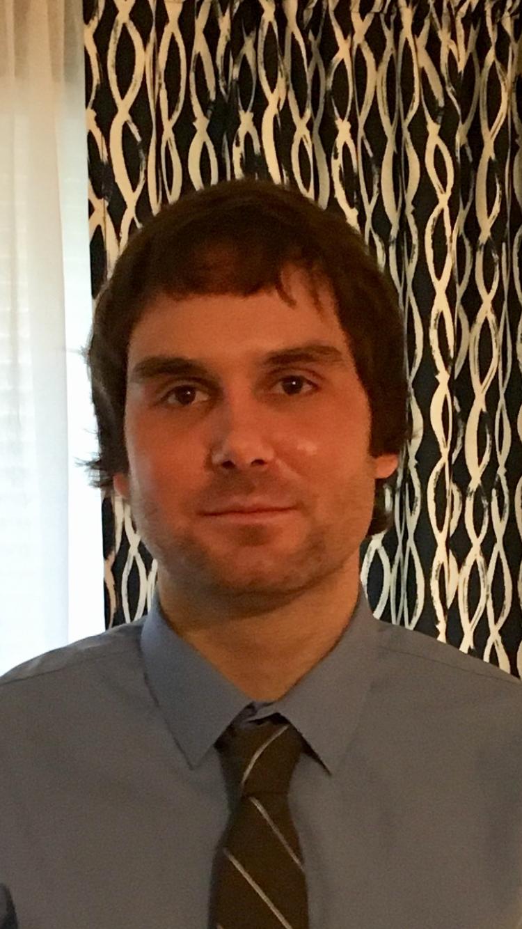 Headshot of Daniel Krajny